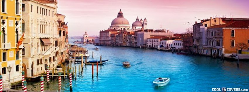 Amazing venice fb cover facebook covers cool fb covers for Amazing wallpaper for facebook cover page