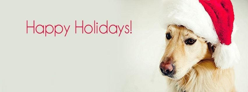 Happy Holidays Facebook Covers - Cool FB Covers - Use our