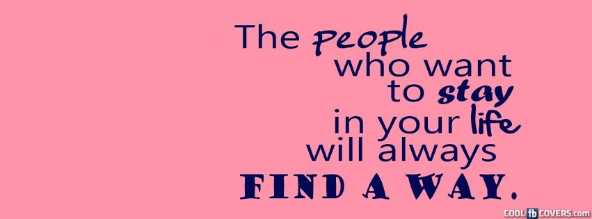 Life Quotes About Someone Y Facebook Covers - Cool FB Covers - Use our ...