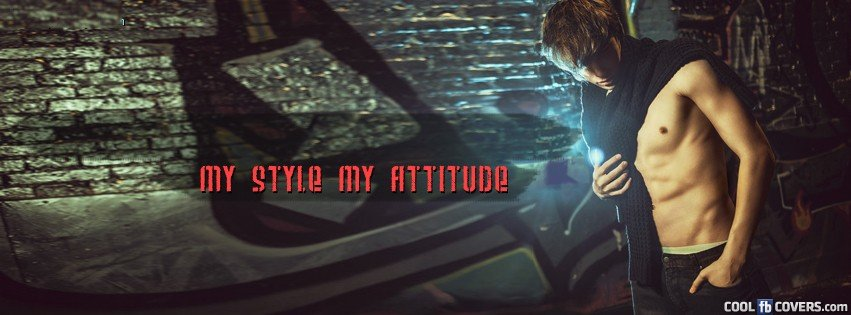My Style Attitude Facebook Cover