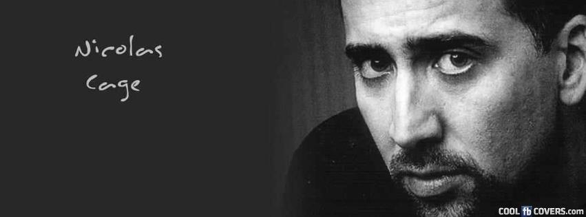 Nicolas Cage Cover Facebook Cover