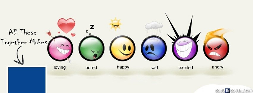 smiley face cover facebook covers cool fb covers use our