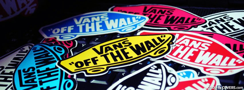 efa6d289293d3f Sticker Vans Facebook Covers - Cool FB Covers - Use our Facebook ...