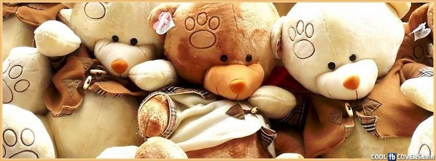Teddy Bears Facebook Covers - Cool FB Covers - Use our ...