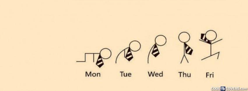 Weekdays fb Cover Facebook