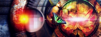 Abstract Colors Facebook Cover Facebook Covers