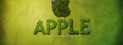 Apple Think Different Cover Facebook Covers
