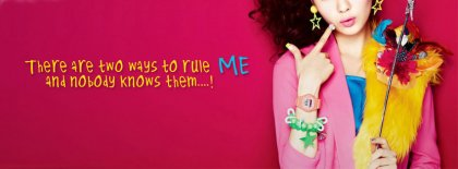 Two Rules Fb Cover Facebook Covers