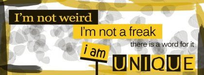 Attitude I Am Not Weird Fb Facebook Covers