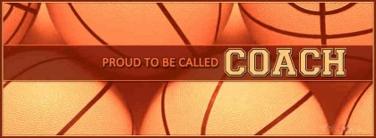 Basketball Coach Facebook Covers