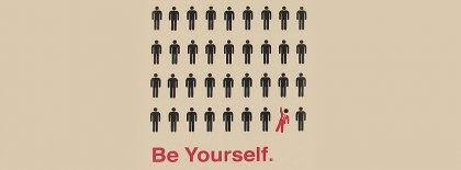 Be Yourself81 Facebook Covers