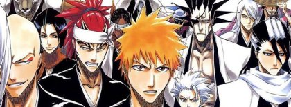 Bleach Cast Fb Covers Facebook Covers