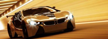 Bmw Speed Facebook Covers