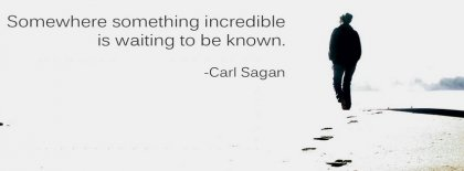 Carl Sagan Quote Facebook Covers