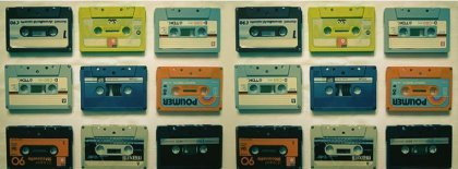 Cassette Antiques Cover Facebook Covers