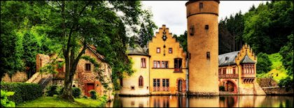 Castle On The Water Fb Cover Facebook Covers