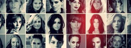 Celebrities Cover Facebook Covers