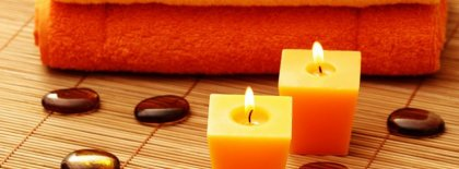 Cute Candles Facebook Covers