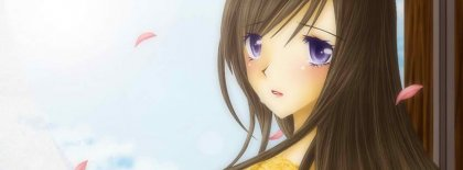 Cute Girly Anime Facebook Covers