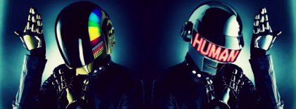Daft Punk Fb Cover Facebook Covers