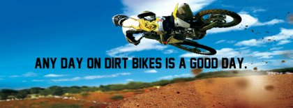 Dirt Bikes Facebook Covers