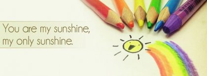 Facebook Cover My Sunshine Facebook Covers