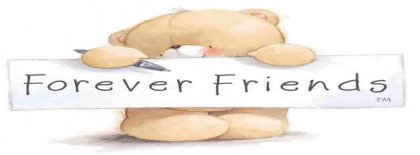 Forever Friends Teddy Facebook Covers