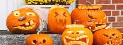 Funny Holloween 2 Fb Cover Facebook Covers