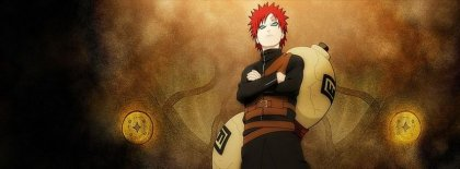Gaara Of The Sand Fb Covers Facebook Covers