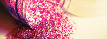 Girly Glitters Facebook Covers