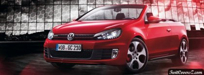 Gti Cabriolet Facebook Covers