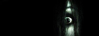 Halloween Sadako Eye Facebook Covers