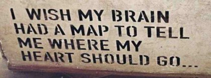 I Wish My Brain Had A Map Facebook Covers