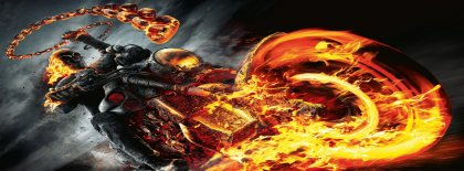 Ghost-Rider Facebook Covers