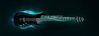 Guitar Facebook Covers