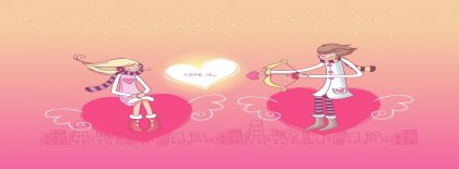Love Is Facebook Covers