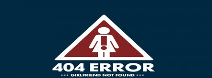 404 Error Cover Facebook Covers