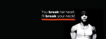 Break You Advice Facebook Covers