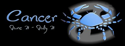 Cancer Sign Facebook Covers