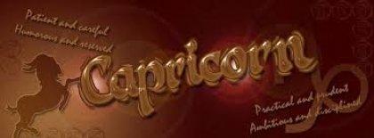 Capricorn Facebook Covers