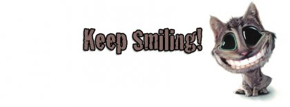 Keep Smiling Facebook Covers Facebook Covers