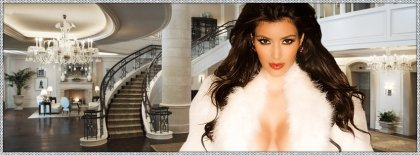 Kim Kardashian Cover Facebook Covers