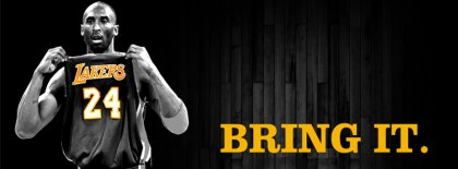 Kobe Bring It Facebook Covers