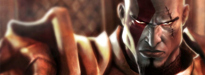 Kratos Facebook Covers