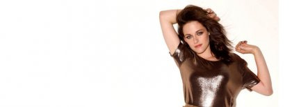 Kristen Stewart Cover Facebook Covers