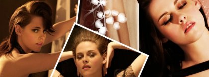 Kristen Stewart Face Cover Facebook Covers