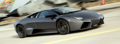 Lambo Reventon 195 Facebook Covers
