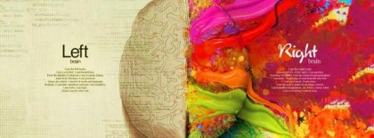 Left Brain Cool Fb Cover Facebook Covers