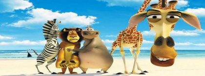 Madagascar Cartoon Cover60 Facebook Covers