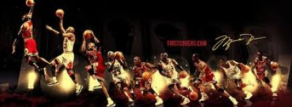 Michael Jordan Cover Facebook Covers